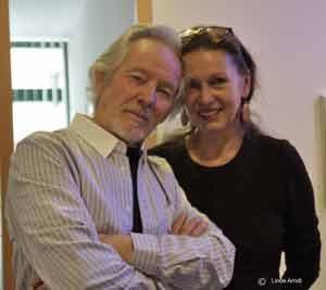 Klaus und Christina Voormann Foto: (c) Linde Arndt