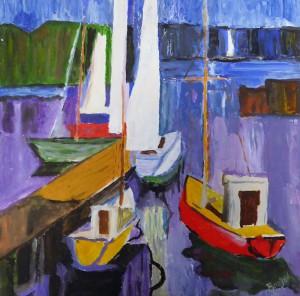 Fischerboote-imHafen