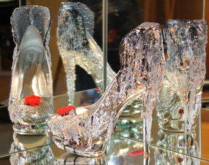 Cinderella-Schuh