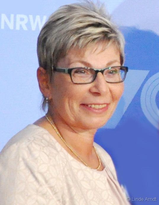 Landtagspräsidentin Carina Gödecke Foto: © Linde Arndt